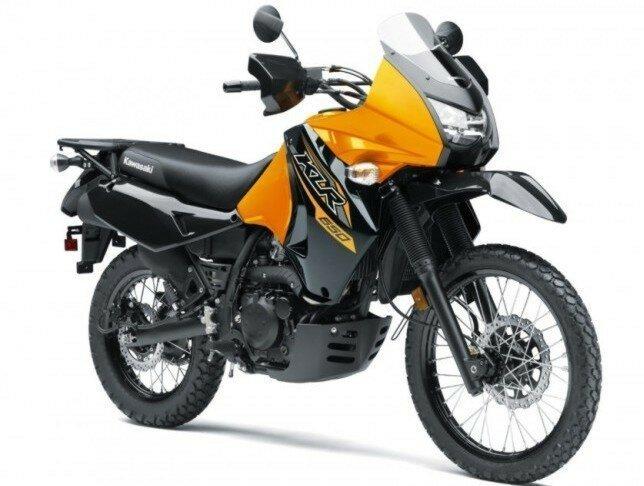 2018 Kawasaki 2018 KLR650