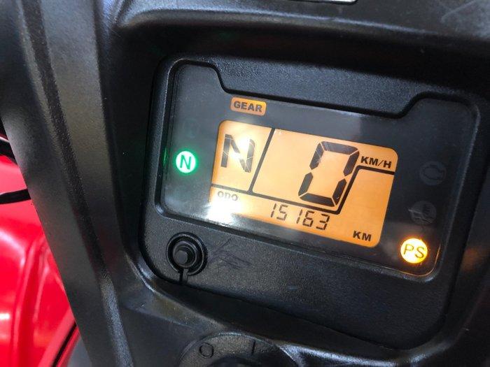 2015 Honda TRX500FM6