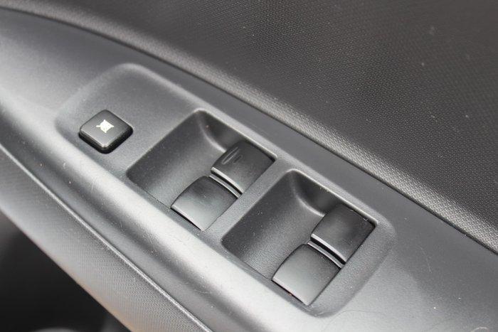 2015 Mitsubishi Mirage ES LA MY15 Silver