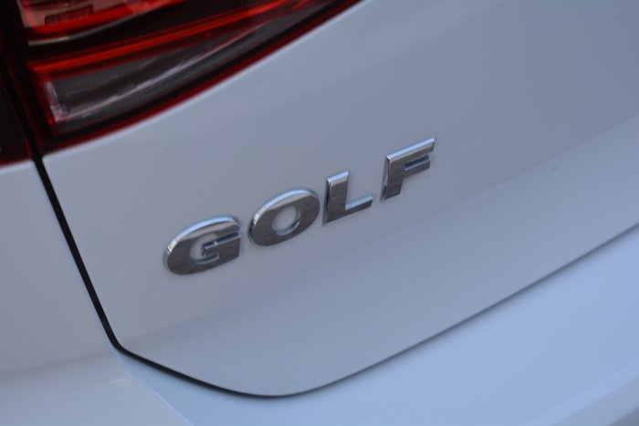 2014 Volkswagen Golf 103TSI Highline 7 MY14 White