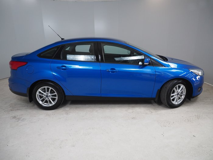 2015 Ford Focus Trend LZ Blue