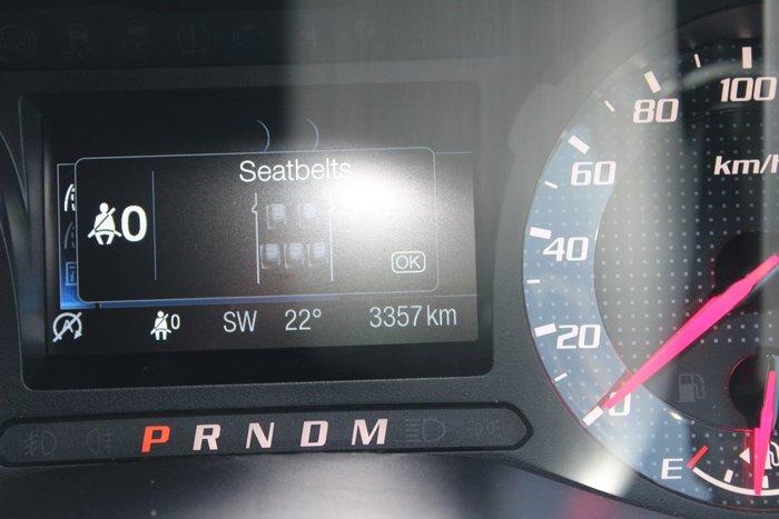2018 Ford Ranger Raptor PX MkIII MY19 4X4 Dual Range Red