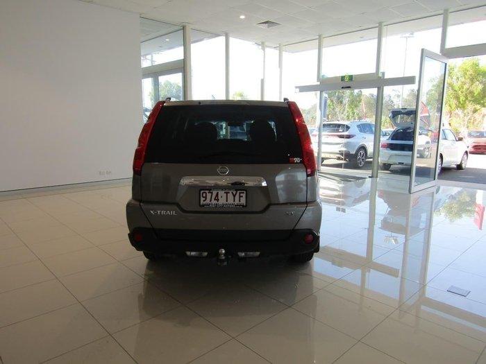 2009 Nissan X-TRAIL ST T31 MY10 4X4 On Demand Grey