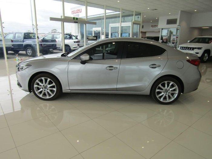 2014 Mazda 3 SP25 BM5236 Grey