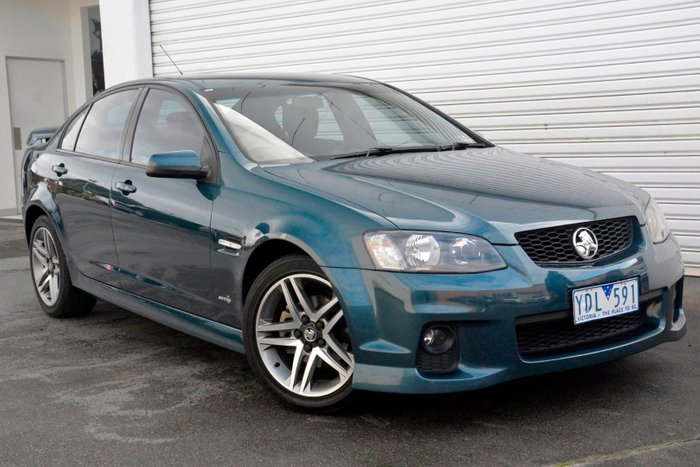 2010 Holden Commodore SV6 VE Series II Blue