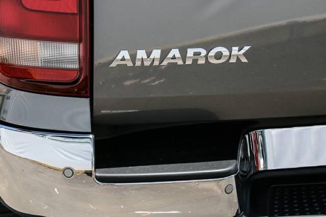 2019 Volkswagen Amarok TDI550 Highline 2H MY19 4X4 Constant INDIUM GREY