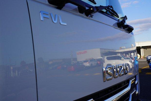 2019 Isuzu FVL 240-300 FVL 240-300 LWB AUTO