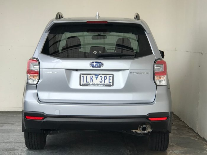 2017 Subaru Forester 2.5i-L S4 MY18 Four Wheel Drive Silver