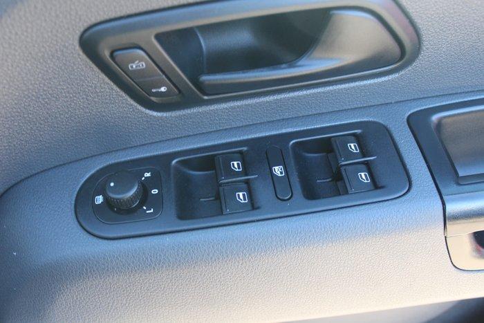 2015 Volkswagen Amarok TDI420 Core Plus 2H MY16 4X4 Constant Silver