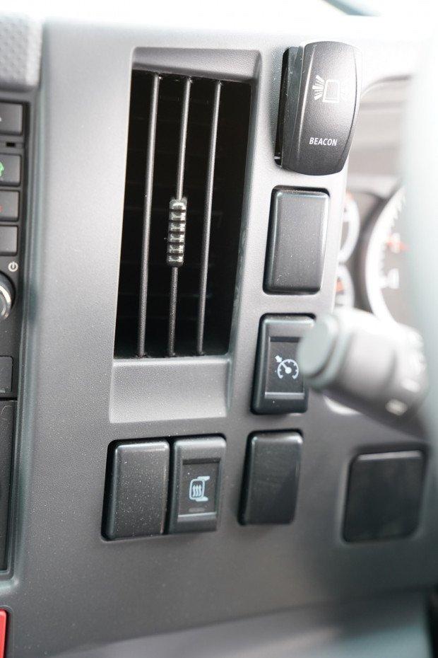 2018 Isuzu FXY 240-350 FXY 240-350 LWB AUTO CRANE