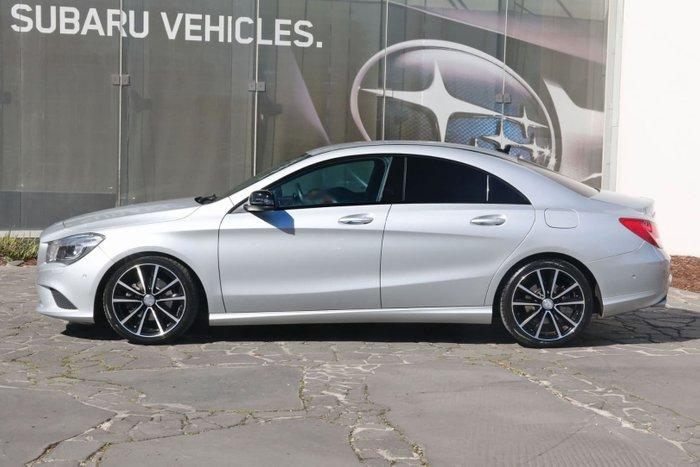 2015 Mercedes-Benz CLA-Class CLA200 C117 Silver