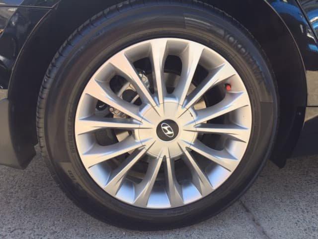 2015 Hyundai Sonata Elite LF Black