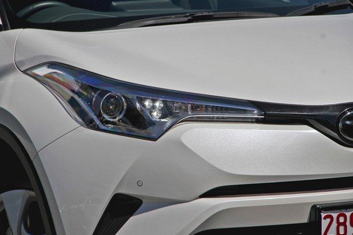 2018 Toyota C-HR NGX10R White