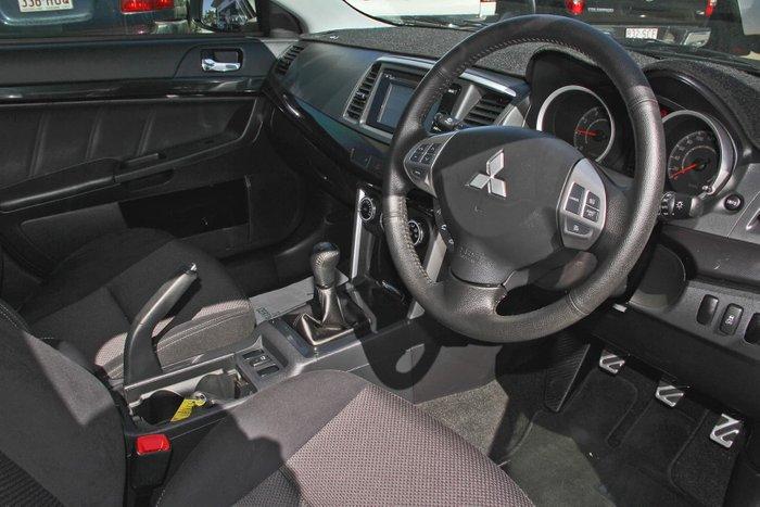 2017 Mitsubishi Lancer GSR CF MY17 Grey