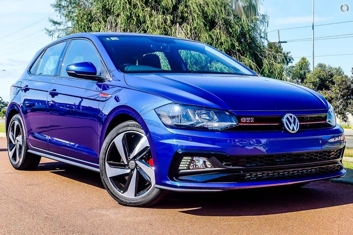 2019 Volkswagen Polo GTI AW MY19 Blue