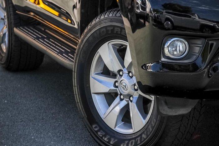 2012 Toyota Landcruiser Prado Altitude KDJ150R 4X4 Constant Black