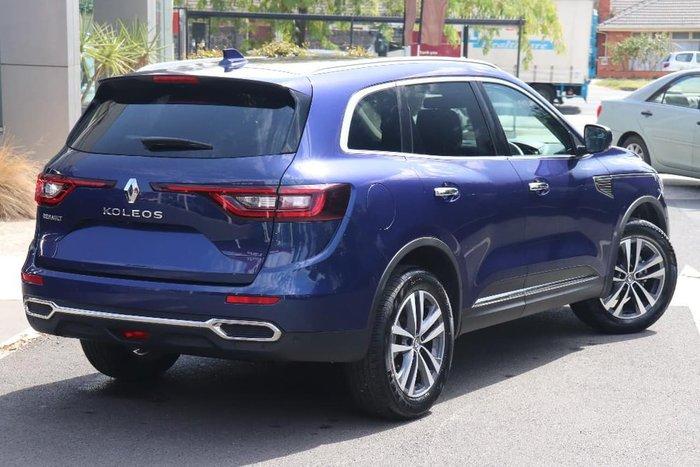 2017 Renault Koleos Intens HZG Four Wheel Drive Blue