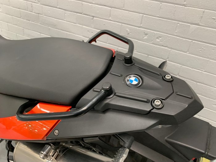 2012 BMW F 800 GS Orange