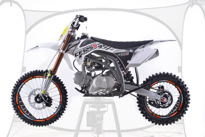 2019 CROSSFIRE CF125S null null White