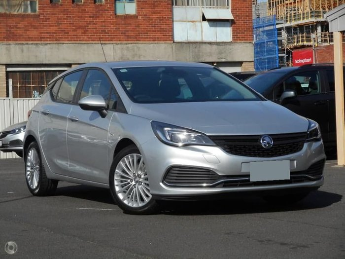 2019 Holden Astra R+ BK MY19 Silver