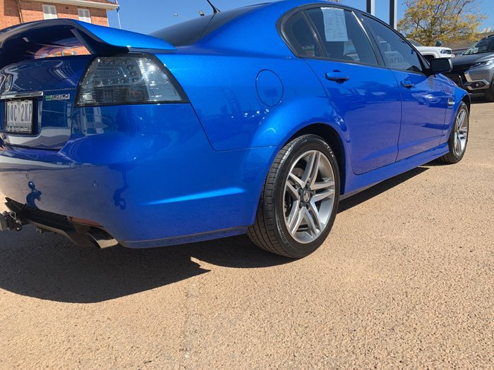 2011 Holden Commodore SV6 VE Series II Blue