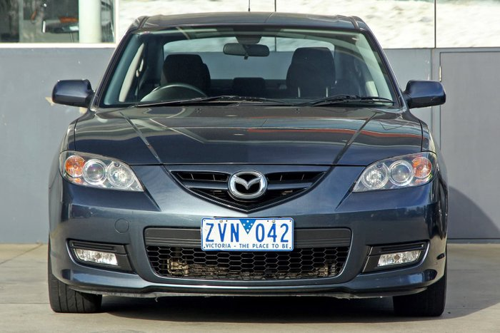 2008 Mazda 3 SP23 BK Series 2 Grey