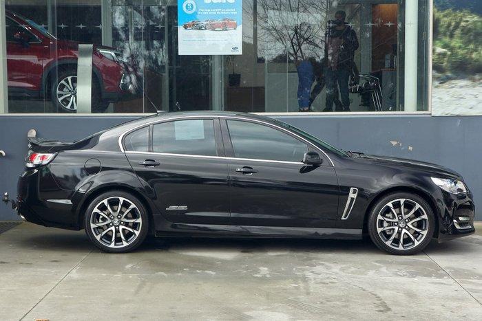 2016 Holden Commodore SS V VF Series II MY16 Black