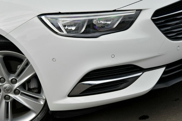 2018 Holden Commodore LT ZB MY18 SUMMIT WHITE