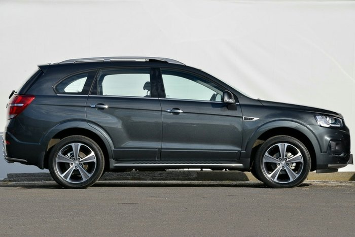 2018 Holden Captiva LTZ CG MY18 4X4 On Demand SON OF A GUN GREY