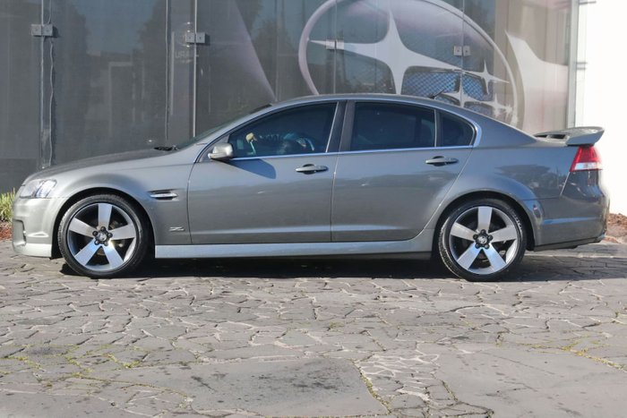 2013 Holden Commodore SV6 VE Series II MY12.5 Grey