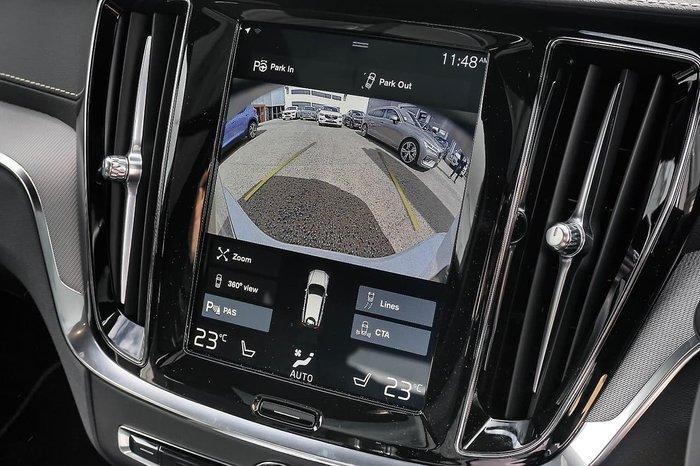 2019 Volvo V60 T5 R-Design MY20 4X4 On Demand White