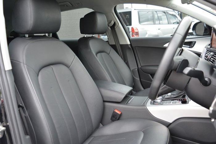 2017 Audi A6 allroad C7 MY17 Four Wheel Drive Black