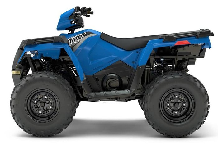 2018 Polaris 2018 Polaris 450CC FARMHAND 450 HD ATV