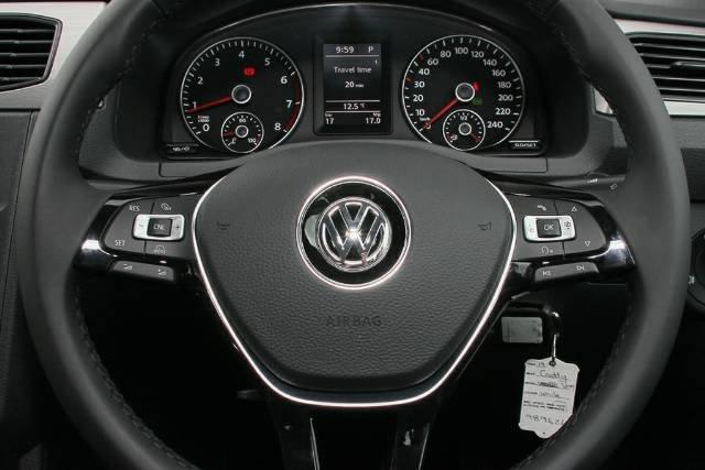 2019 Volkswagen Caddy TSI220 Trendline 2K MY19 CANDY WHITE