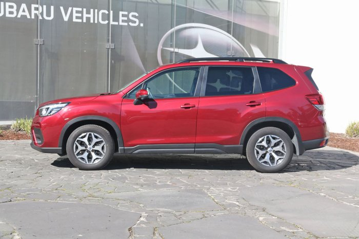 2018 Subaru Forester 2.5i-L S5 MY19 Four Wheel Drive Red
