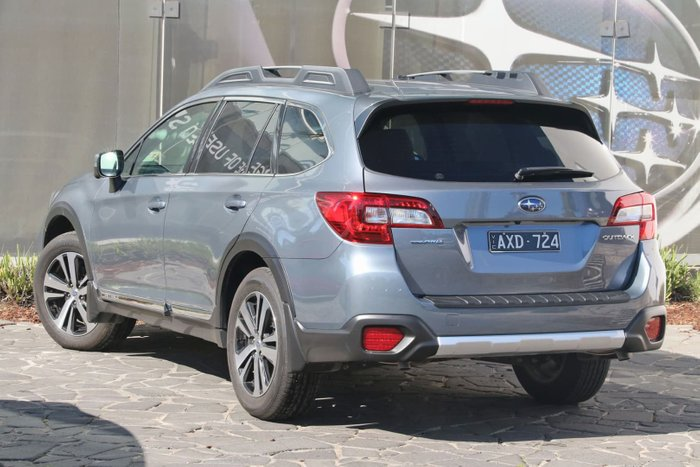 2018 Subaru Outback 3.6R 5GEN MY18 Four Wheel Drive Grey