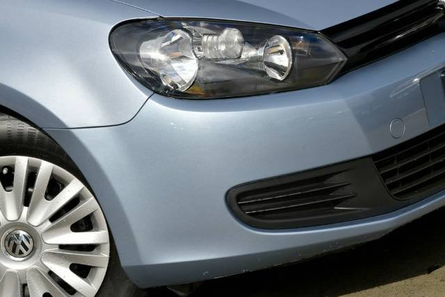 2011 Volkswagen Golf 77TSI VI MY11 BLUE