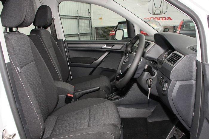 2019 Volkswagen Caddy TSI220 Trendline 2K MY19 White