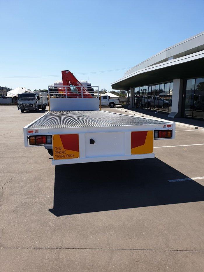 2019 Isuzu FSR 140/120-260 XLWB Tray amp Crane