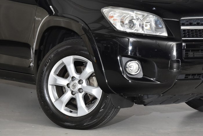 2010 Toyota RAV4 ZR6 GSA33R 4X4 On Demand Black
