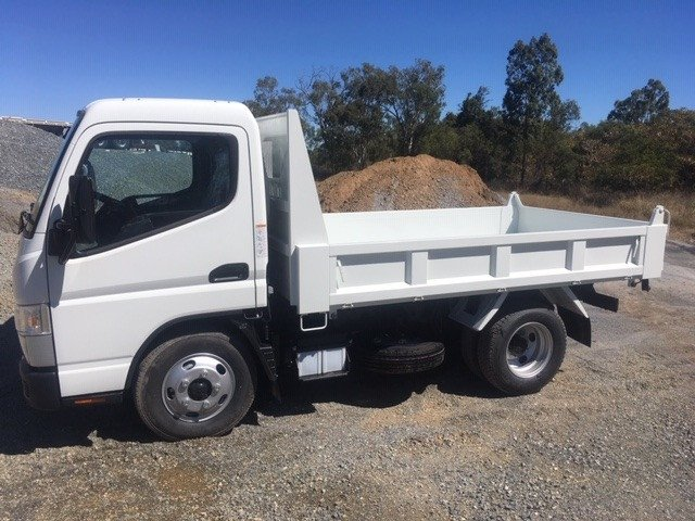 2019 Fuso Canter 615 Fuso Canter Factory 615 tipper