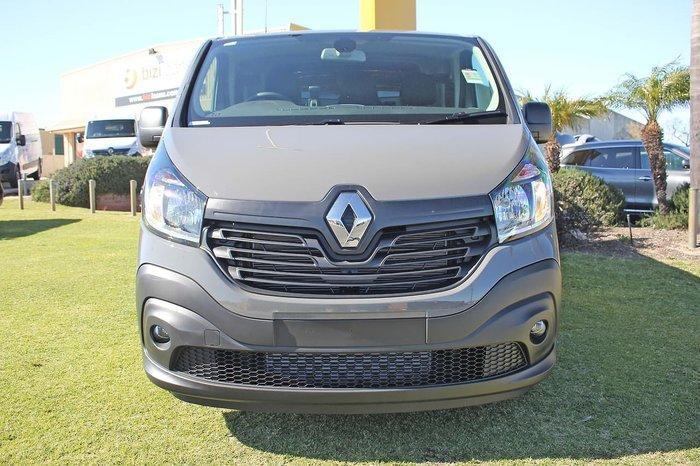 2018 Renault Trafic 103KW X82 Grey