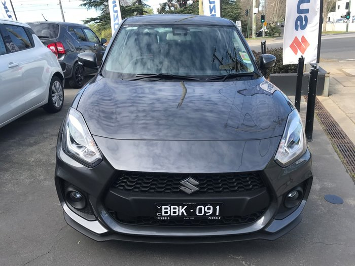 2019 Suzuki Swift Sport AZ Grey