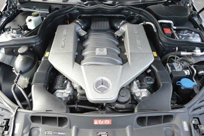 2012 Mercedes-Benz C-Class C63 AMG Performance Package C204 MY12 PALLADIUM SILVER