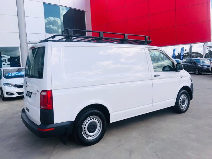 2017 Volkswagen Transporter TDI340 T6 MY18 White