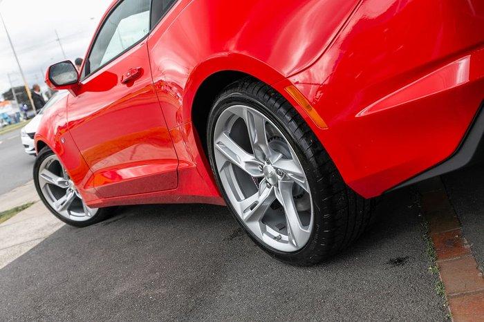 2019 Chevrolet Camaro 2SS MY19 Red
