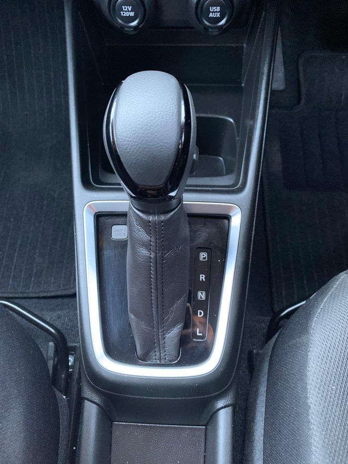 2017 Suzuki Swift GL Navigator AZ Grey