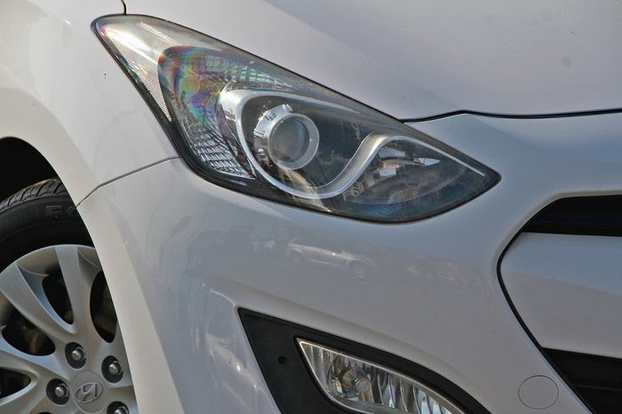 2012 Hyundai i30 Active GD White