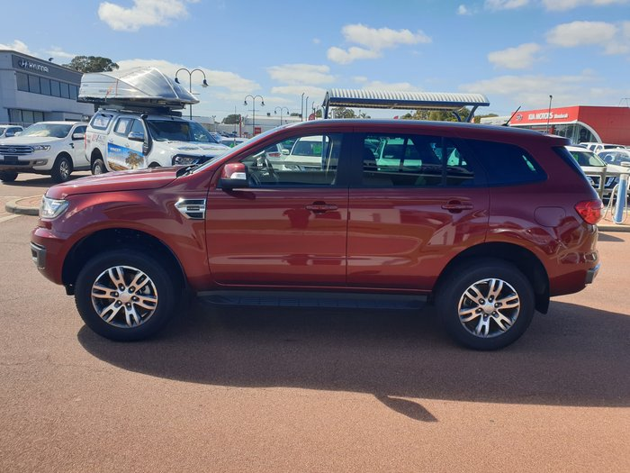 2019 Ford Everest Trend UA II MY19 Red