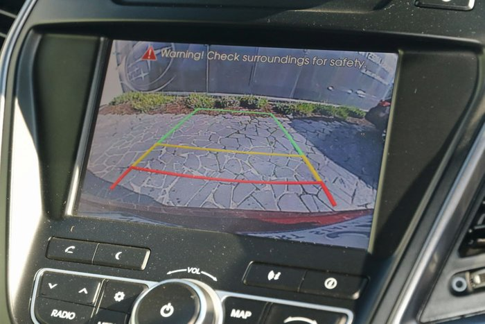 2014 Hyundai Santa Fe Highlander DM MY14 4X4 On Demand Red